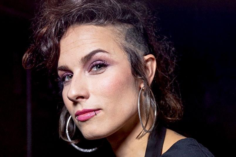 Musikerin und Aktivistin Sookee