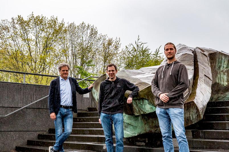Bochumer Proteinforschungsteam