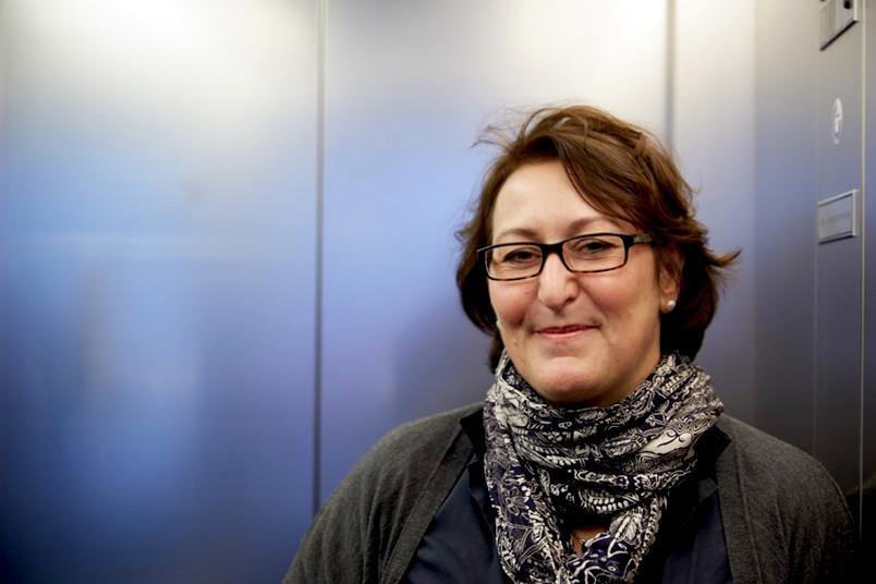 Christine Skropke von der secunet AG.