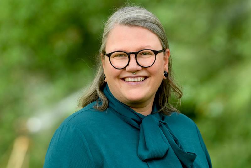 Forscherin Anike Krämer