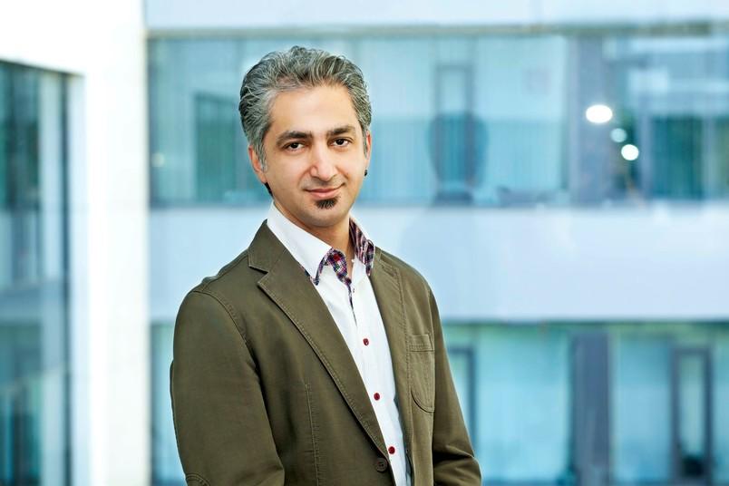 IT-Sicherheitsforscher Amir Moradi