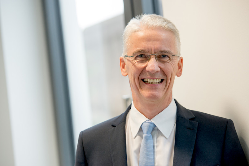 Mediziner Rainer Wirth