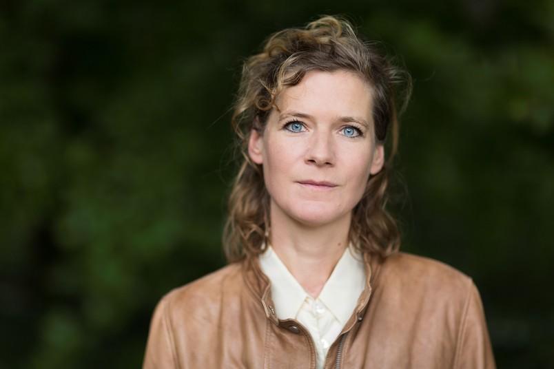 Kunsthistorikerin Carolin Behrmann