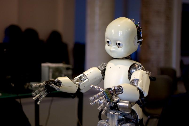iCub Roboter