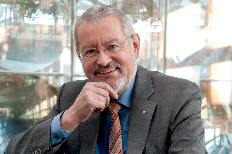 Portät Prof. Eysel