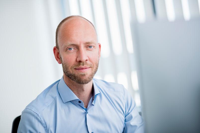<div> Christian Albert macht sich für naturbasierte Lösungen für den Hochwasserschutz stark.</div>