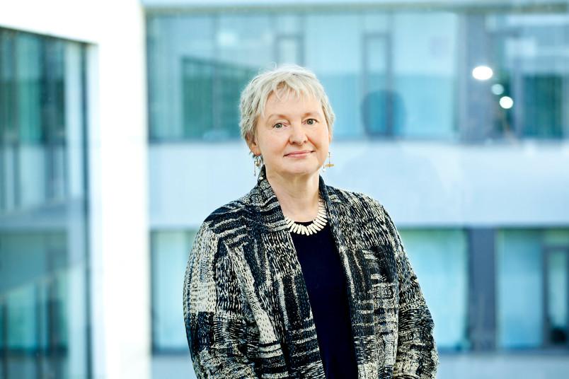 <div> Angela Sasse leitet den Lehrstuhl für Mensch-Zentrierte Sicherheit am Bochumer Horst-Görtz-Institut für IT-Sicherheit.</div>