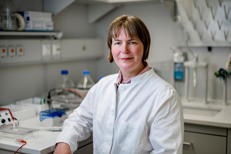 Biologin Julia Bandow