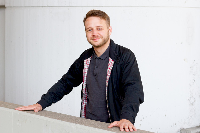 Sozialwissenschaftler Mischa Luy