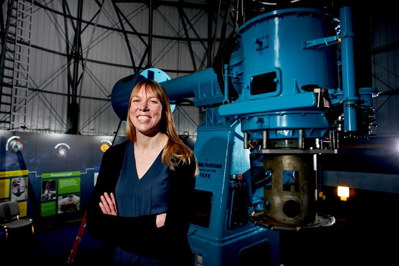 Catherine Heymans aus Edinburgh forscht mit einem hochdotierten Preis als Gastwissenschaftlerin an der RUB.