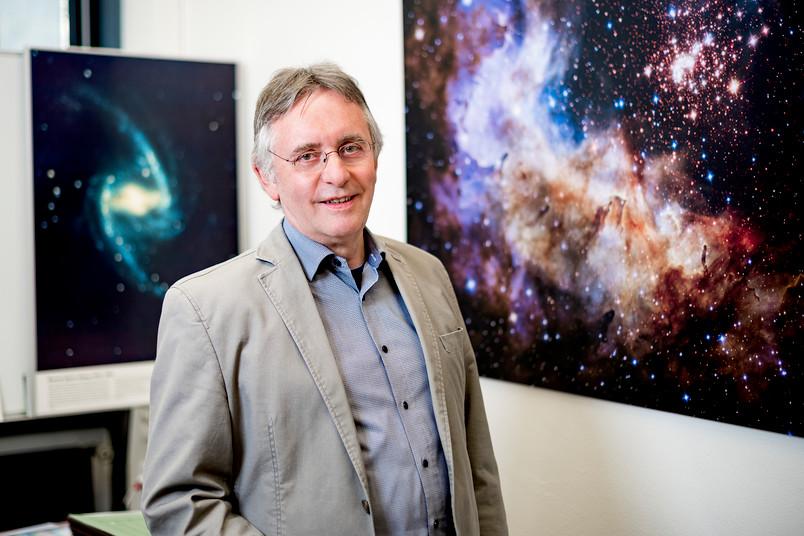 Astronom Ralf-Jürgen Dettmar