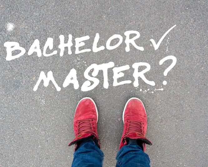 <div> 120 Masterstudiengänge können an der RUB gewählt werden.</div>