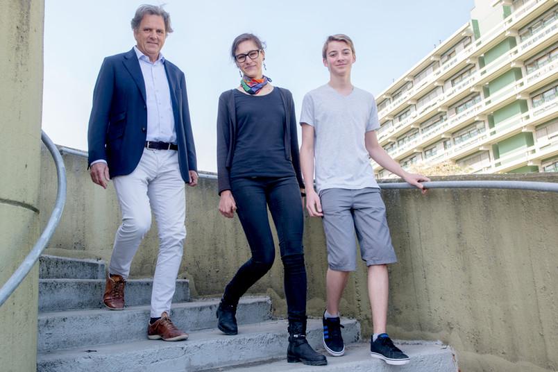 Stellvertreterbild Dossier Talente mit drei Menschen