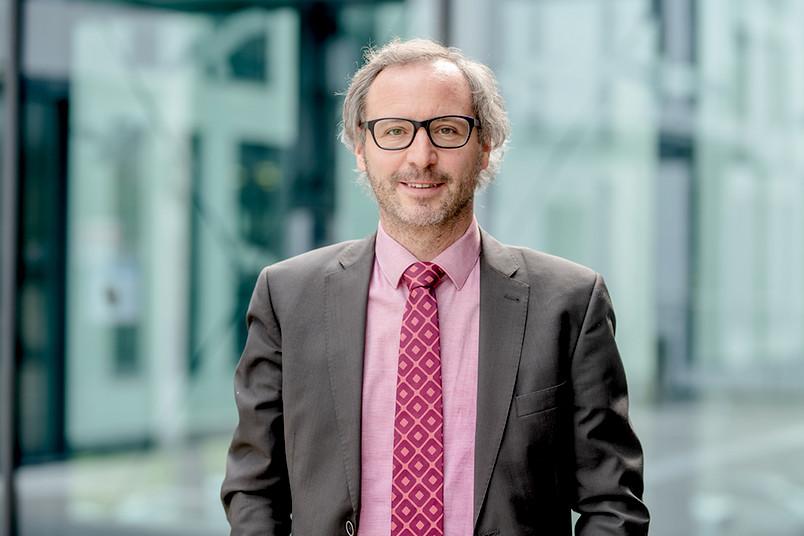 Markus Hertwig vom Institut für Arbeitswissenschaft