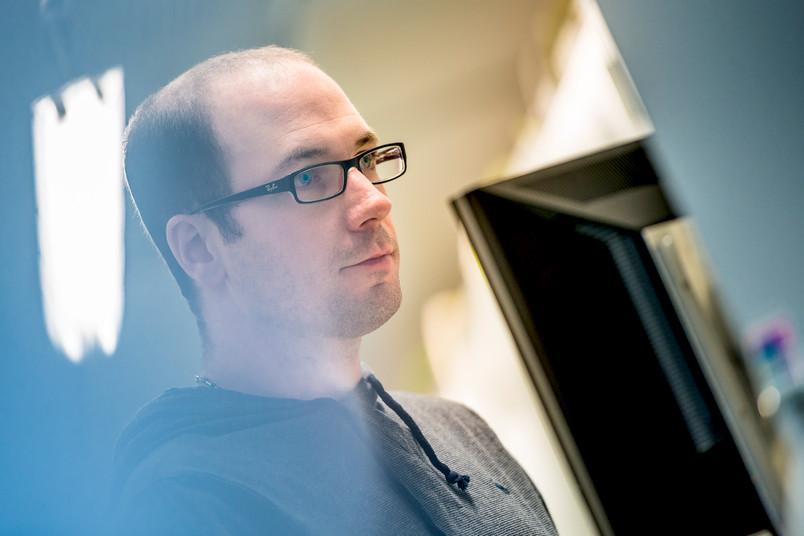 Thorsten Holz ist Experte für IT-Sicherheit.