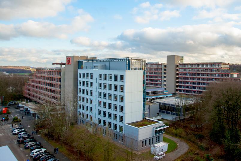 Die Hochschule Bochum wurde sechs Jahre nach der RUB in unmittelbarer Nachbarschaft gegründet.