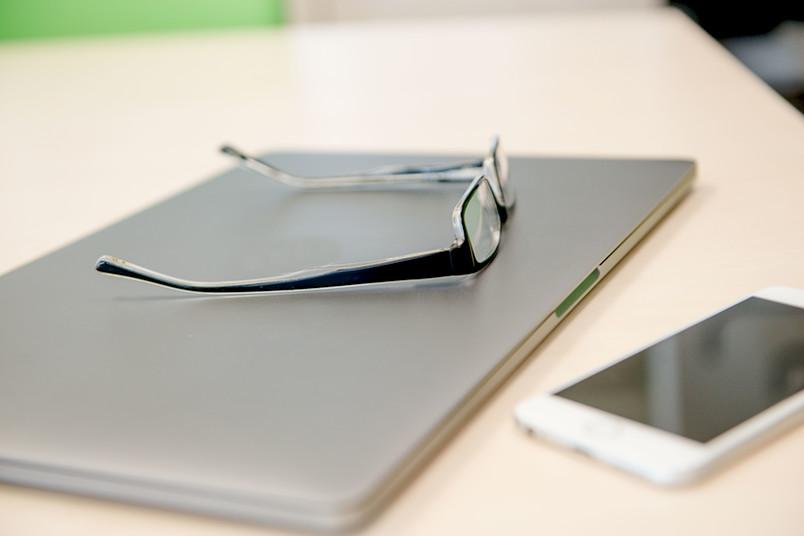 Stellvertreterbild für mobiles Arbeiten
