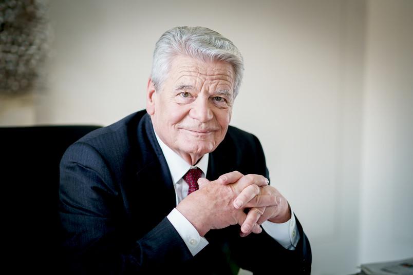 Porträtfoto von Joachim Gauck