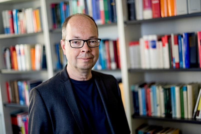 Porträtfoto von Prof. Dr. Markus Kaltenborn