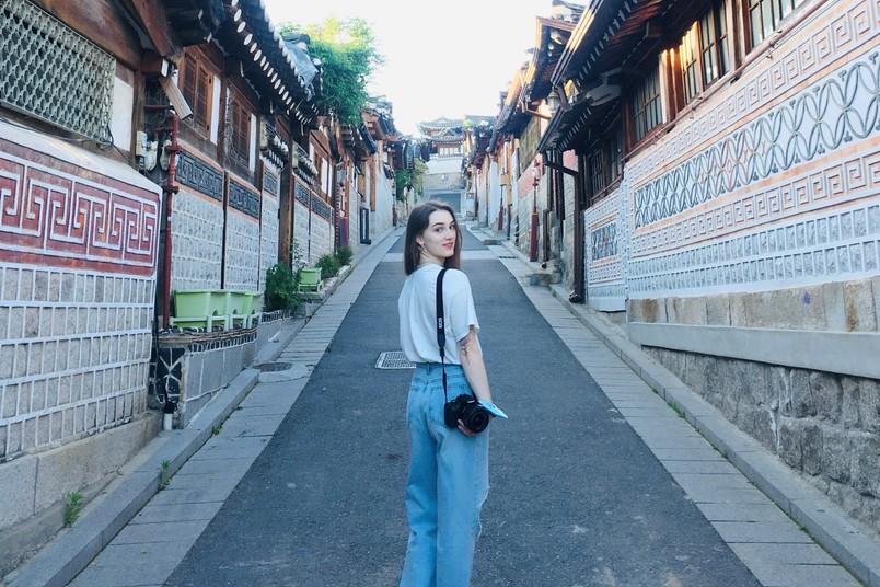 <div> Lorien Kayleigh Göner studiert weiterhin online in Seoul.</div>