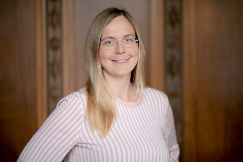 <div> Dr. Sanne Kruse-Becher hat an der RUB die Juniorprofessur Makroökonomik inne.</div>