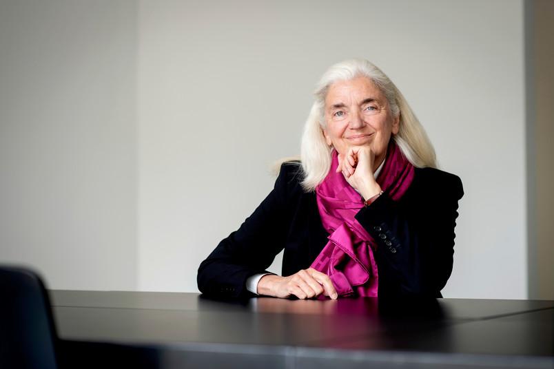 Porträtfoto von Isabel Pfeiffer-Poensgen, Ministerin für Kultur und Wissenschaft des Landes NRW