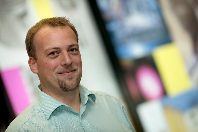 Porträt Nils Pohl