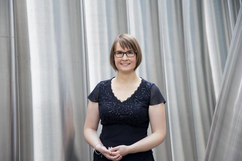 Ronja Laarmann-Quante hat den Preis im Fachgebiet Informatik gewonnen.