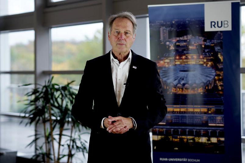 Rektor Axel Schölmerich