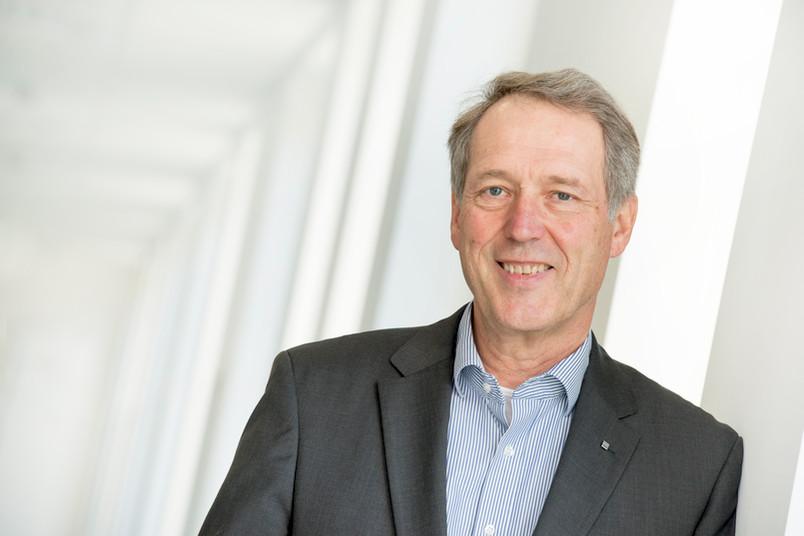Rektor Prof. Dr. Axel Schölmerich
