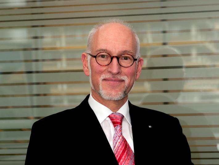 Prof. Dr. Elmar Weiler, Rektor der Ruhr-Universität Bochum