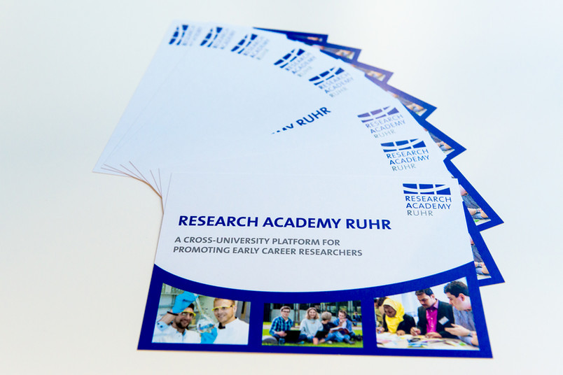<div> Breit gefächert: Das Angebot der Research Academy Ruhr richtet sich an gut 10.000 Nachwuchswissenschaftler in der Universitätsallianz Ruhr.</div>
