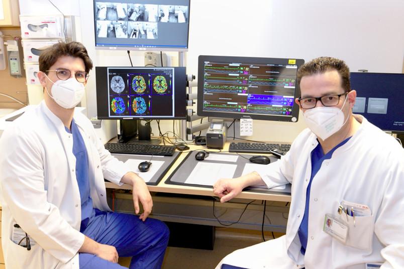 Zwei Ärzte