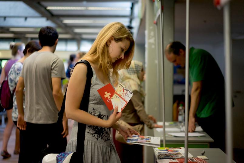 <div> Alle Infos rund um die Studienwahl gibt es beim langen Abend der Studienberatung.</div>