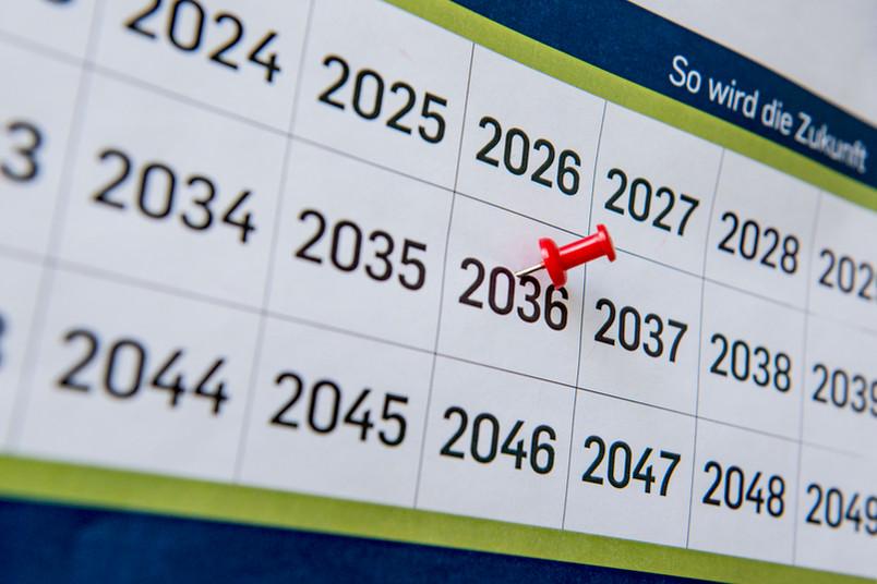 Im Jahr 2036 wird sich in der Forschung einiges getan haben.