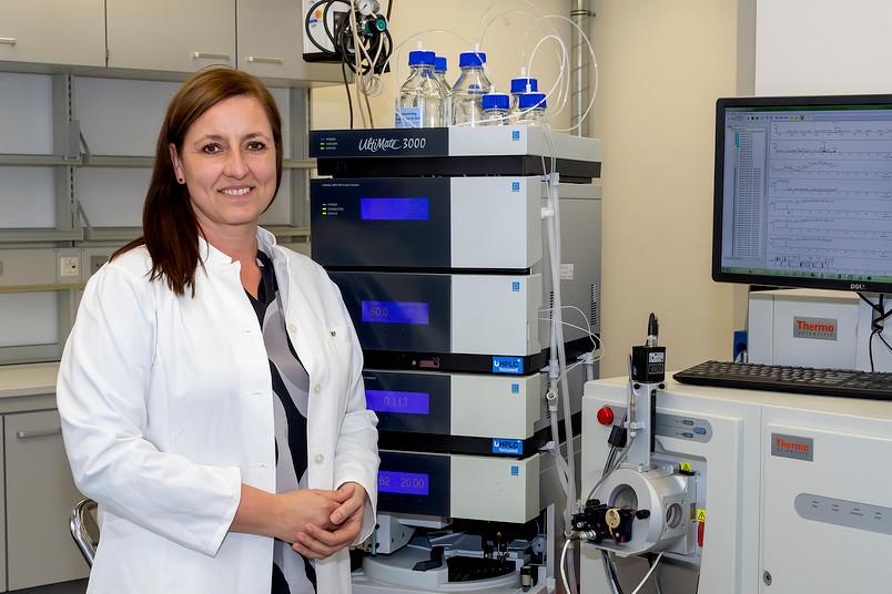 Porträtfoto von Barbara Sitek, Medizinprofessorin an der RUB