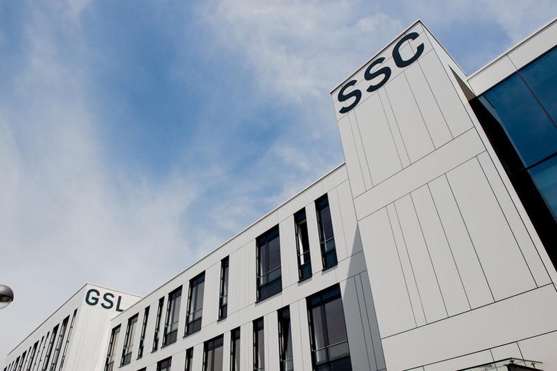 Gebäude SSC