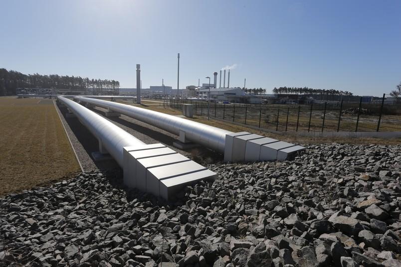 Stellvertreterbild der Nord-Stream-Pipeline