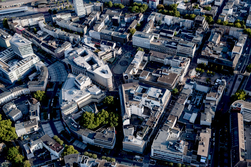 Luftbild Bochum
