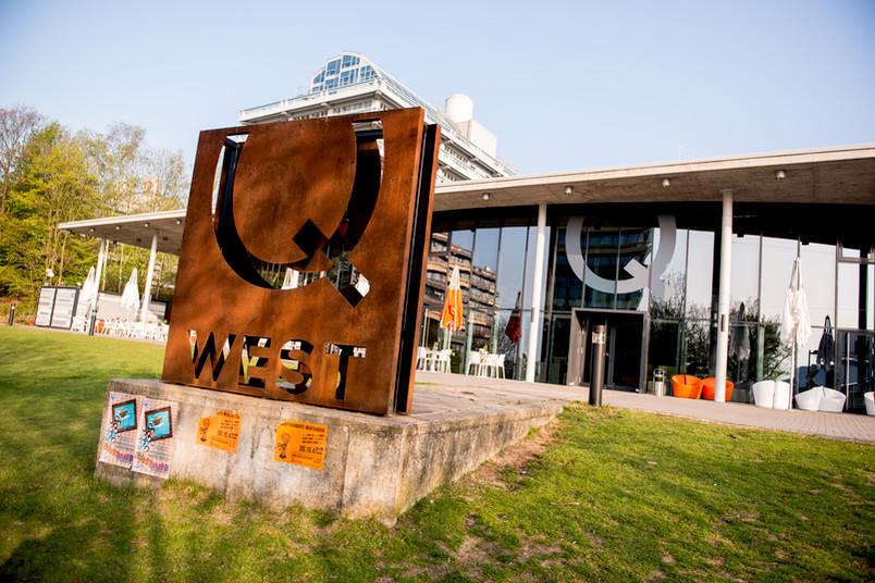 Gestronomie Q-West auf dem Campus