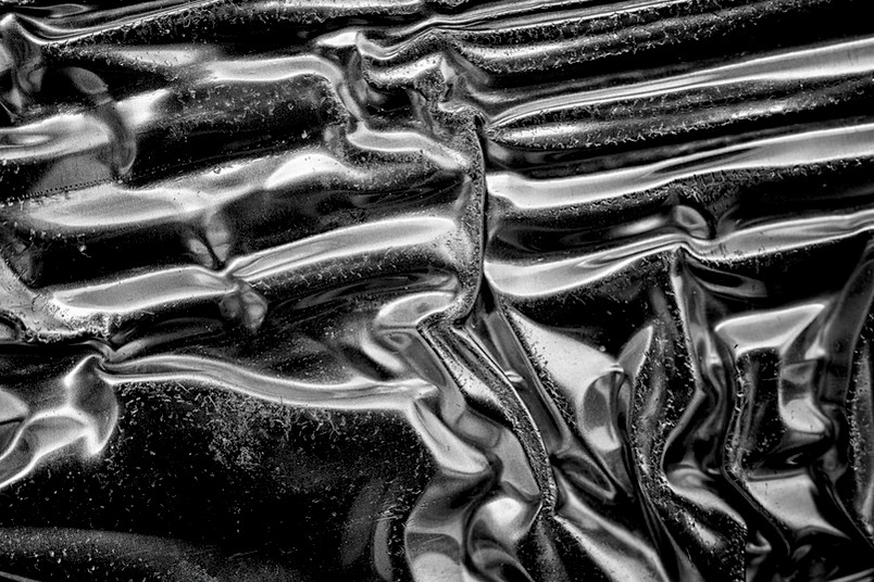 Gepresste Metallstruktur