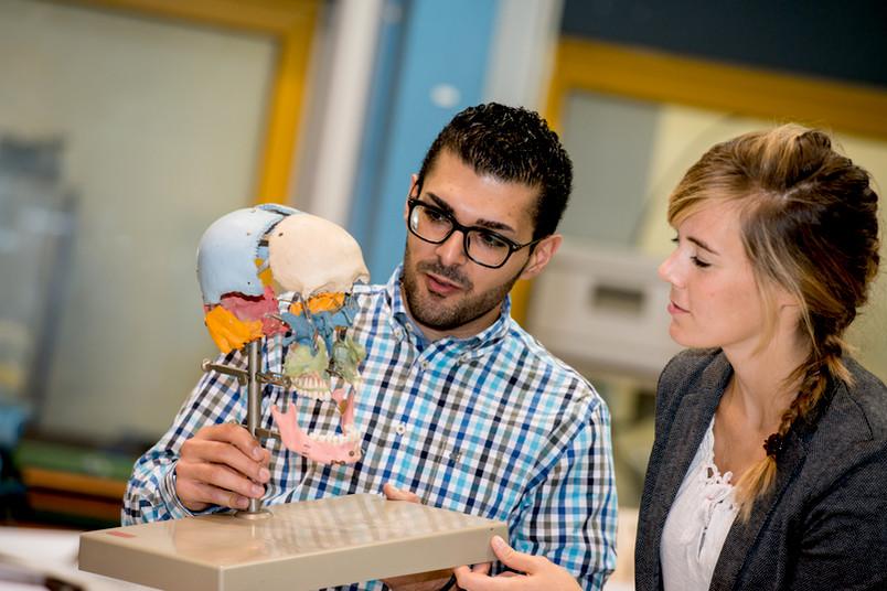 Virtuelle Praxis, Planspiele, Stationenlernen – solche und weitere Formate ermöglichen es Studierenden, sich in Teams mit Fragen aus der Praxis oder einer eigenen Idee für ein Produkt zu beschäftigen.